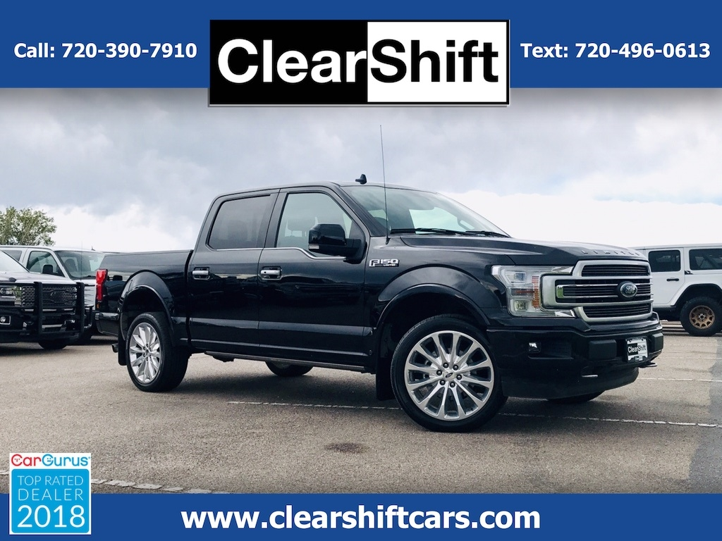 2018 Ford 150 Limited