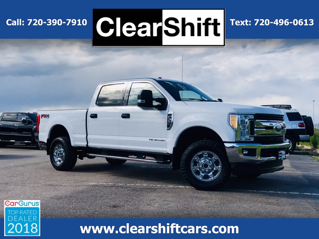 2017 Ford F-350 SD XLT