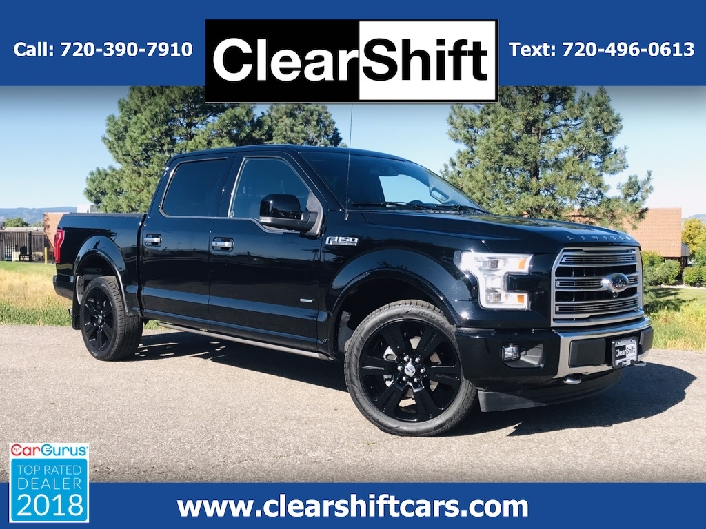 2017 Ford 150 Limited