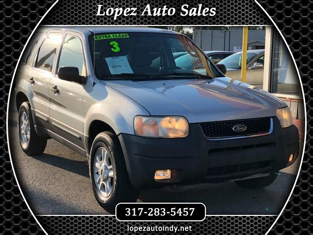Ford Escape XLT Sport 2WD 2003