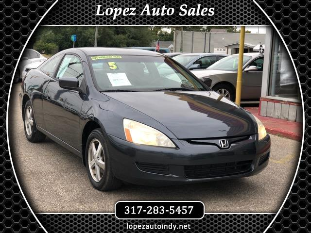 Honda Accord 2dr Coupe Auto LX w/ABS 2005