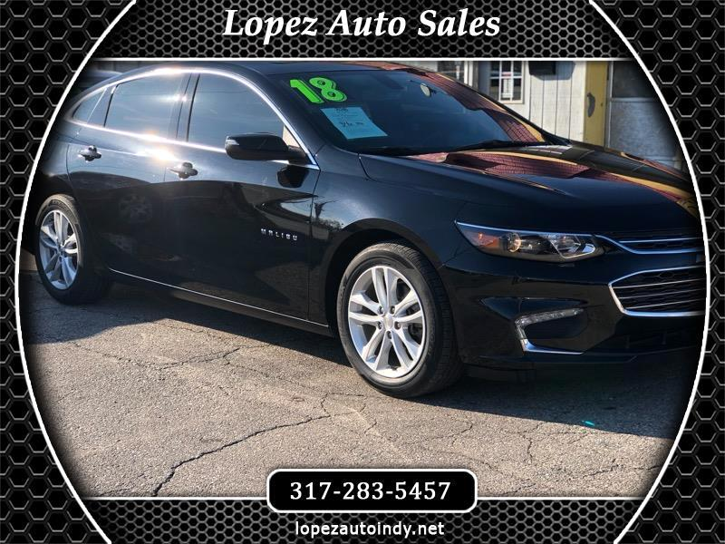 Chevrolet MALIBU LT Base 2018