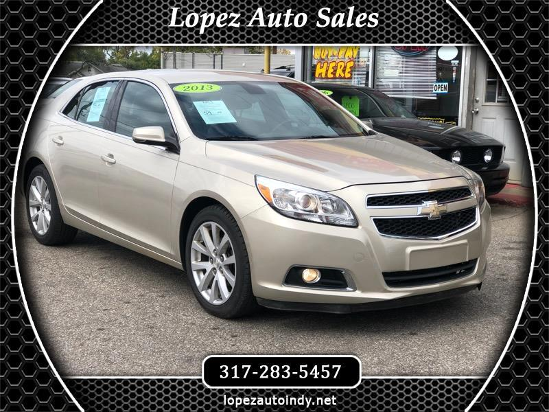 Chevrolet MALIBU 2LT Base 2013