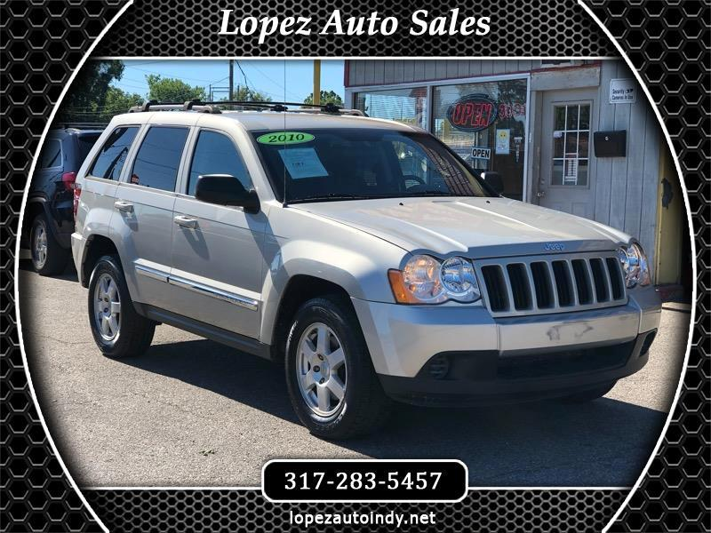 Jeep Grand Cherokee Laredo 2WD 2010