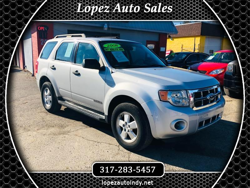 Ford Escape XLS 4WD AT 2008