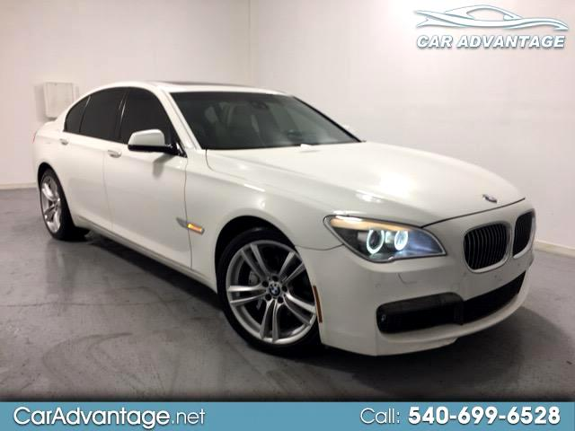 2011 BMW 7-Series 740i **M SPORT PACKAGE**