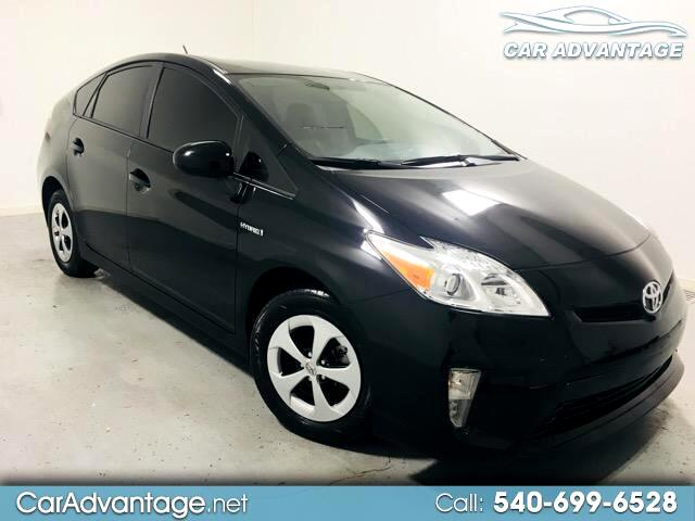 2015 Toyota Prius FOUR **ONE OWNER SUPER CLEAN**