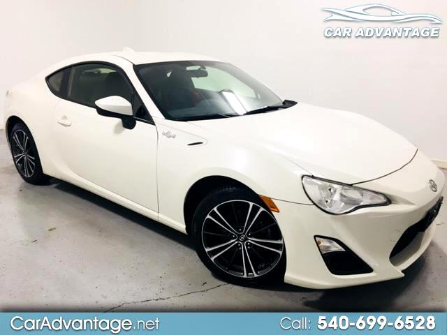 2015 Scion FR-S 6MT **ONE OWNER CARFAX CERTIFIED**