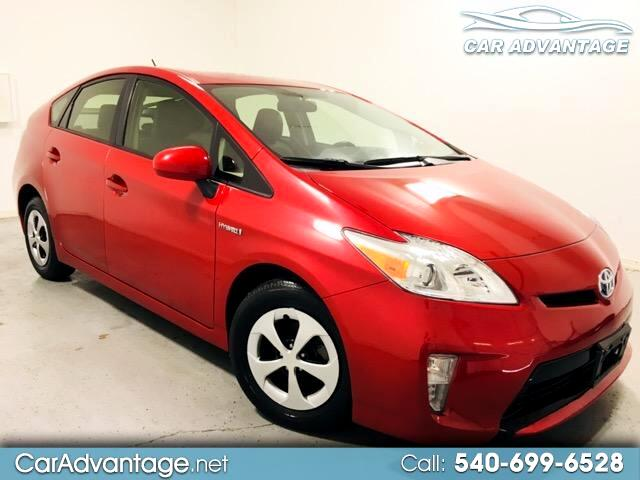 2015 Toyota Prius FOUR **ONE OWNER CARFAX CERTIFIED**