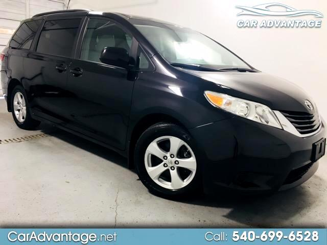 2015 Toyota Sienna LE FWD 8-PASSENGER V6 ** ONE OWNER CARFAX CERTIFIE