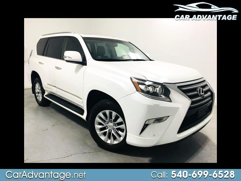 2015 Lexus GX 460 4WD PREMIUM LUXURY PACKAGE **NAVIGATION, COLD WEAT