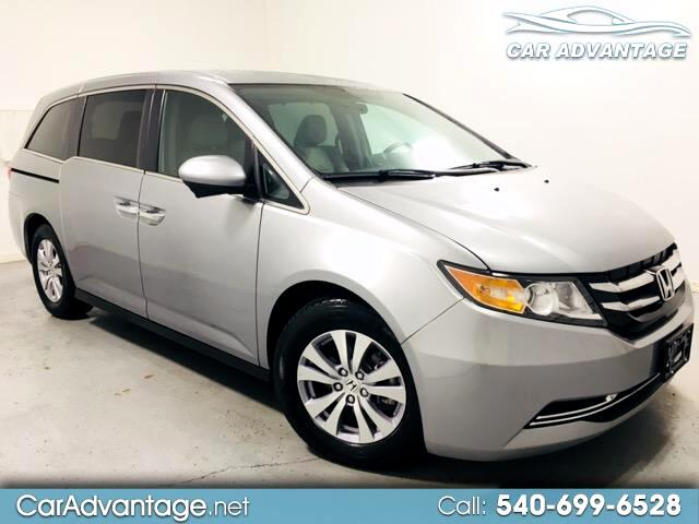 2016 Honda Odyssey SE ** FACTORY HONDA DVD ENTERTAINMENT SYSTEM**