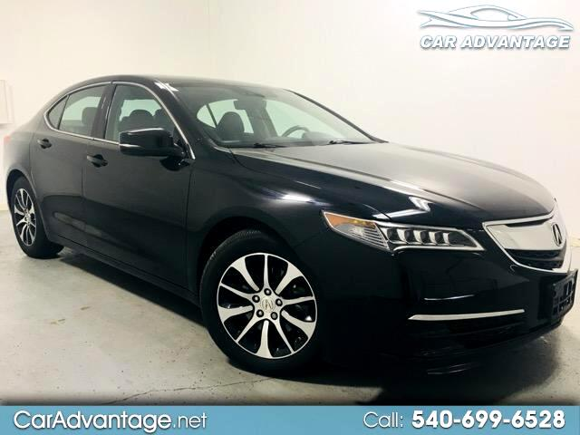 2015 Acura TLX 8-SPD DCT W/TECHNOLOGY PACKAGE **ONE OWNER CARFAX
