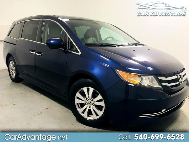 2015 Honda Odyssey EX **ONE OWNER CARFAX CERTIFIED/NEW CONDITION**