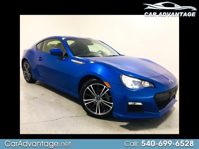 2016 Subaru BRZ Premiun **ONE OWNER CARFAX CERTIFIED/BRAND NEW CON