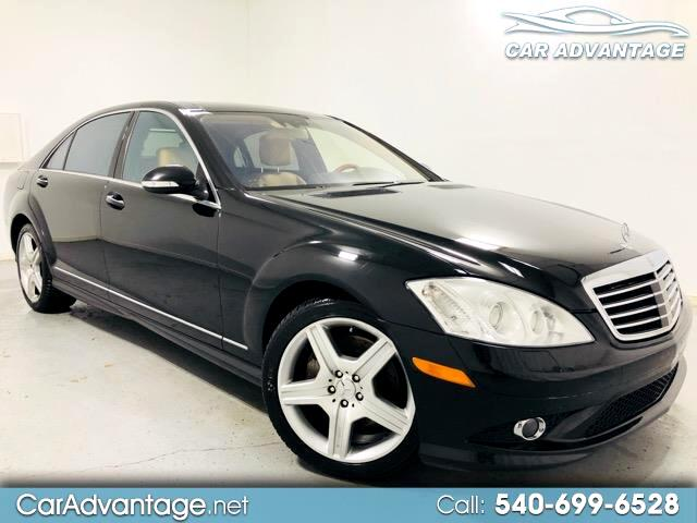 2009 Mercedes-Benz S-Class S550 4MATIC **SUPER CLEAN/EXECUTIVE PACKAGE**