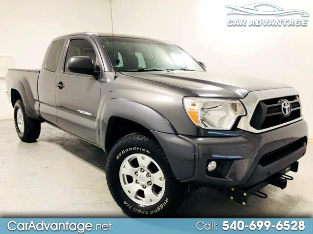 2013 Toyota Tacoma Access Cab V6 Auto 4WD **ONE OWNER SUPER CLEAN**