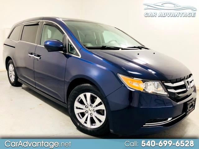 2015 Honda Odyssey EX-L **ONE OWNER CLEAN HISTORY**