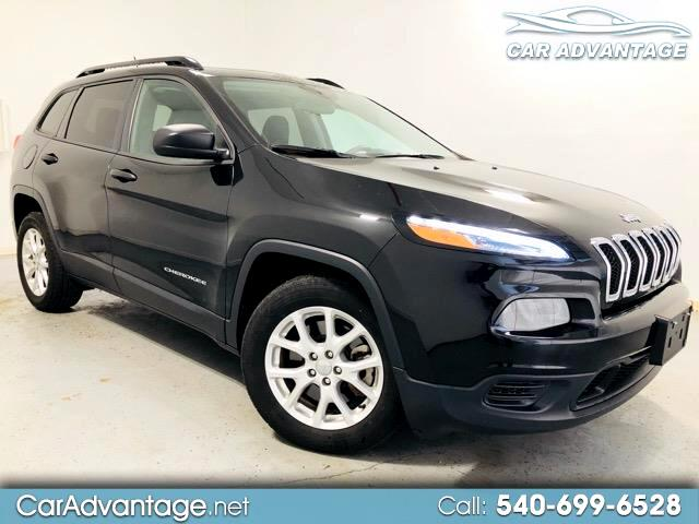 2016 Jeep Cherokee SPORT FWD **SUPER CLEAN/NEW CONDITION**