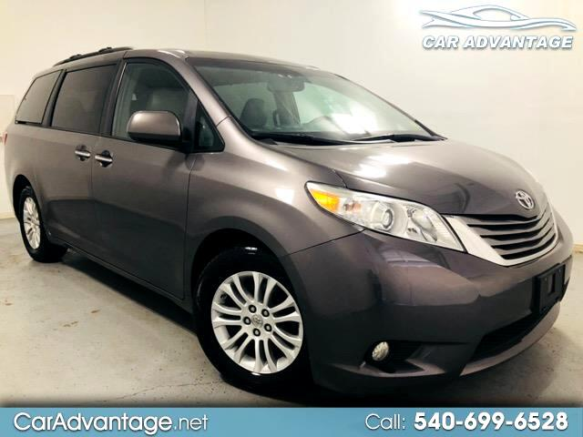 2015 Toyota Sienna XLE FWD 8-PASSENGER V6 **CLEAN HISTORY/NEW CONDTIT