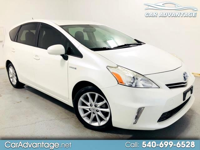 2014 Toyota Prius V THREE **SUPER LOW MILEAGE/CLEAN HISTORY**