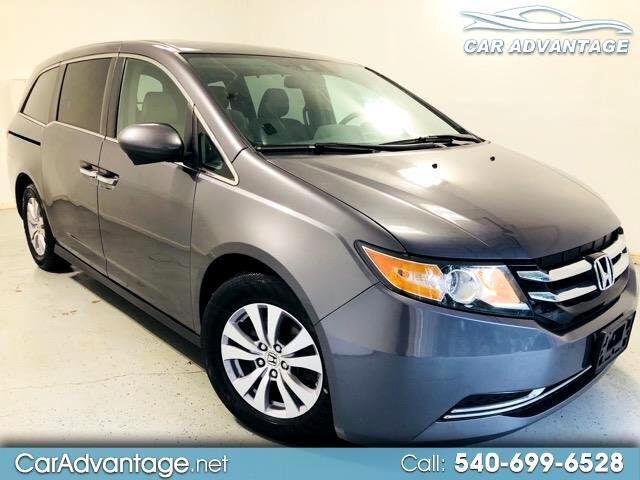2015 Honda Odyssey EX-L **SUPER LOW MILEAGE/CLEAN HISTORY**