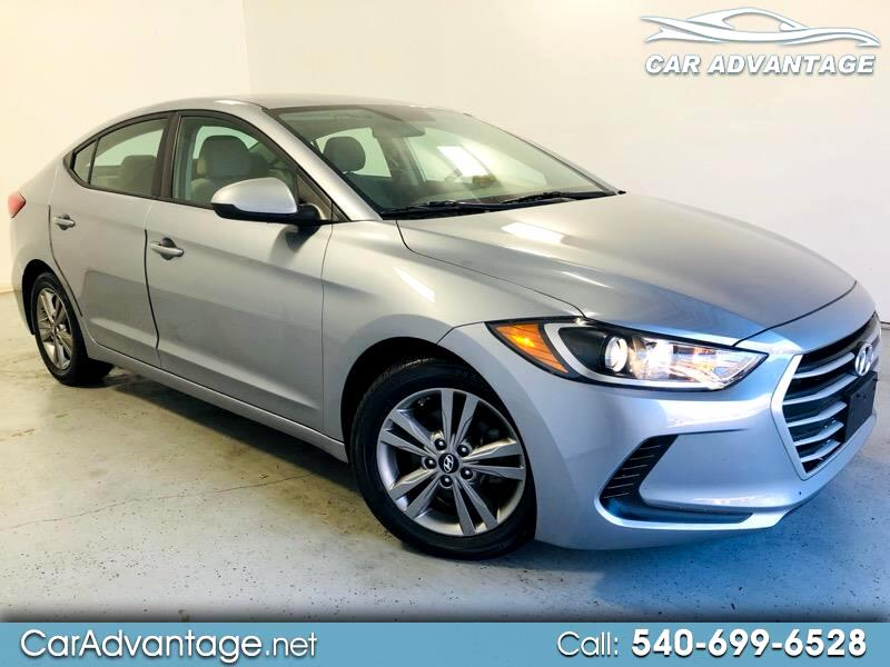 2017 Hyundai Elantra SE **SUPER LOW MILEAGE/CLEAN HISTORY**