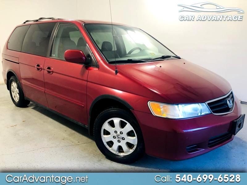 2003 Honda Odyssey EX W/LEATHER **CLEAN HISTORY**