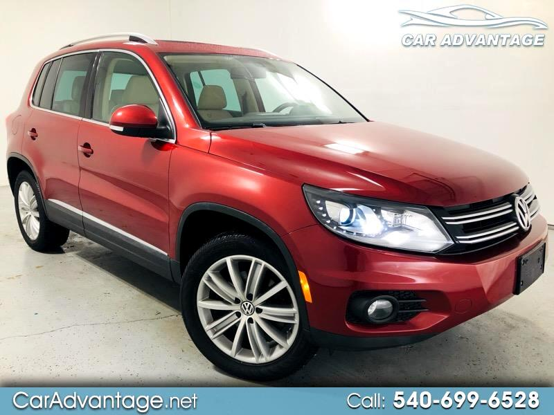 2016 Volkswagen Tiguan SE 4MOTION **ONE OWNER/CLEAN HISTORY**