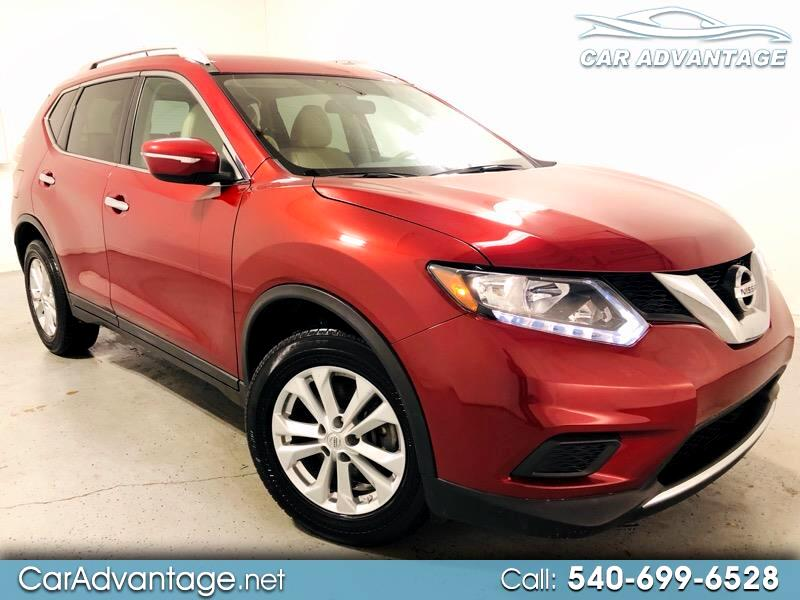 2015 Nissan Rogue SV **ONE OWNER/CLEAN HISTORY**