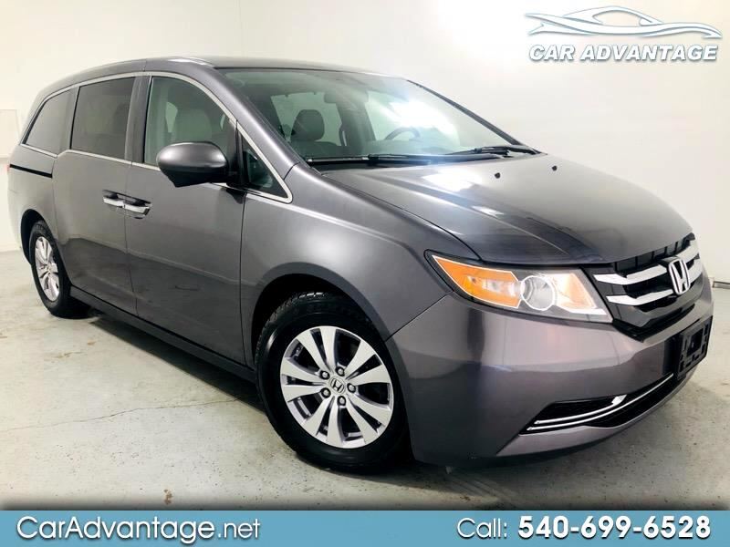 2015 Honda Odyssey EX-L **CLEAN HISTORY/ONE OWNER**