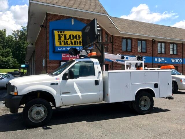 2003 Ford F-450 SD FORD F450 CRANE READING SERVICE BODY PICK UP TRUCK
