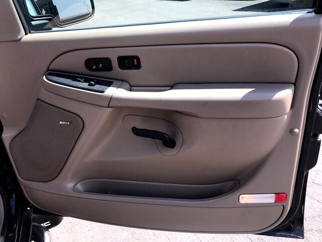 2007 GMC Sierra Classic 1500 SLT Ext. Cab Short Box 4WD
