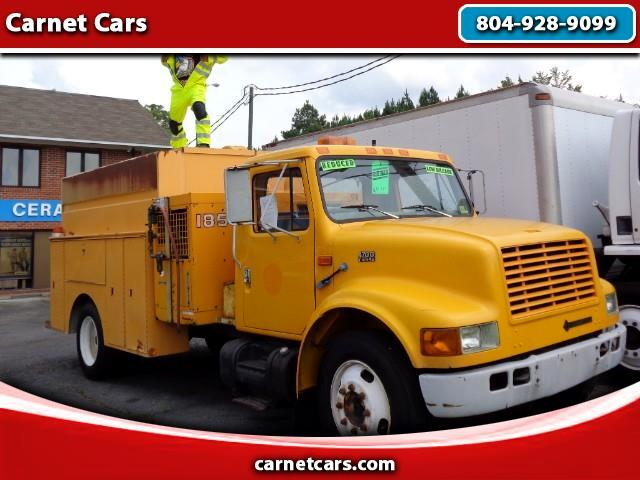 1998 International 4700 1998 IHC 7.3 DIESEL AT NON CDL UTILITY ALLISON AUT