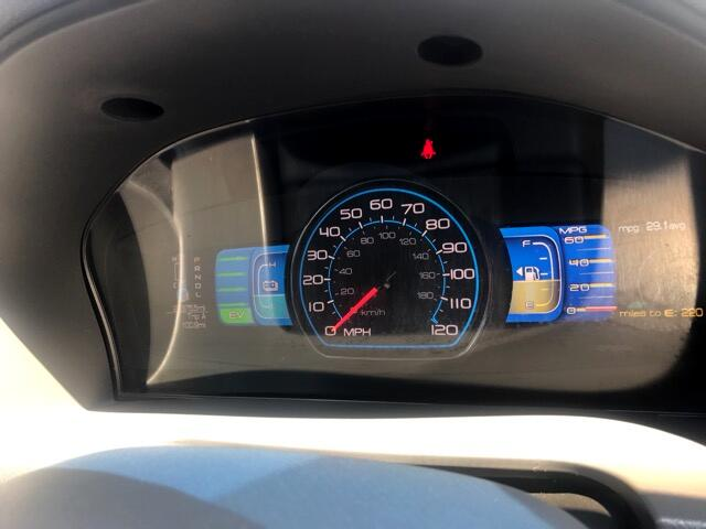 2011 Ford Fusion Hybrid Sedan