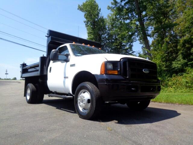 2006 Ford F-350 SD F350 4X4 DUMP TRUCK 110K LOW MILES AT NON CDL RUST