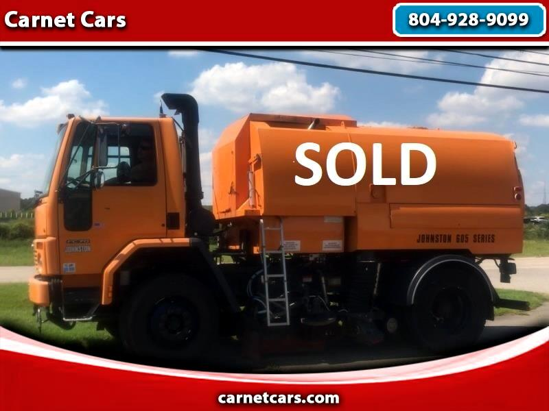 2001 Freightliner HC70 2001 FREIGHTLINER HC70JOHNSTON 605 SWEEPER