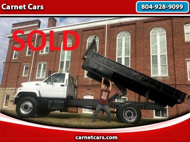 2000 Chevrolet C7500 Chevrolet C7500 16' Dump Truck