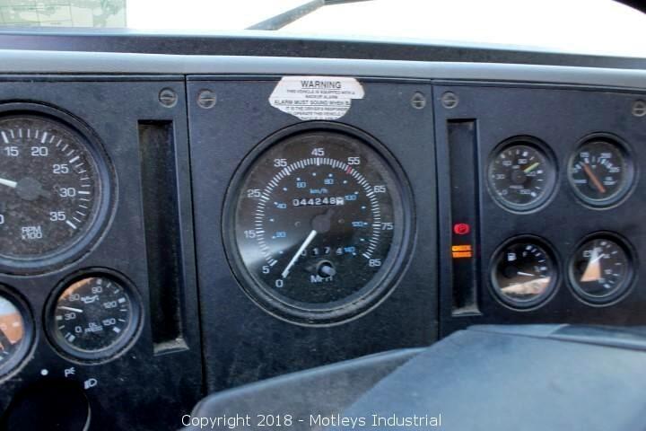2001 Sterling SC-7000