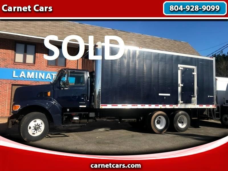 2003 Sterling LT8500 2003 Sterling 22' Tandem Axle Box Truck CAT Motor