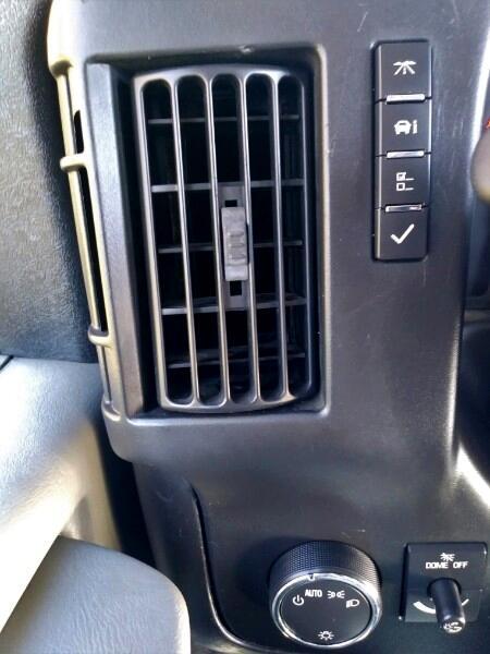 2011 Chevrolet Express G4500