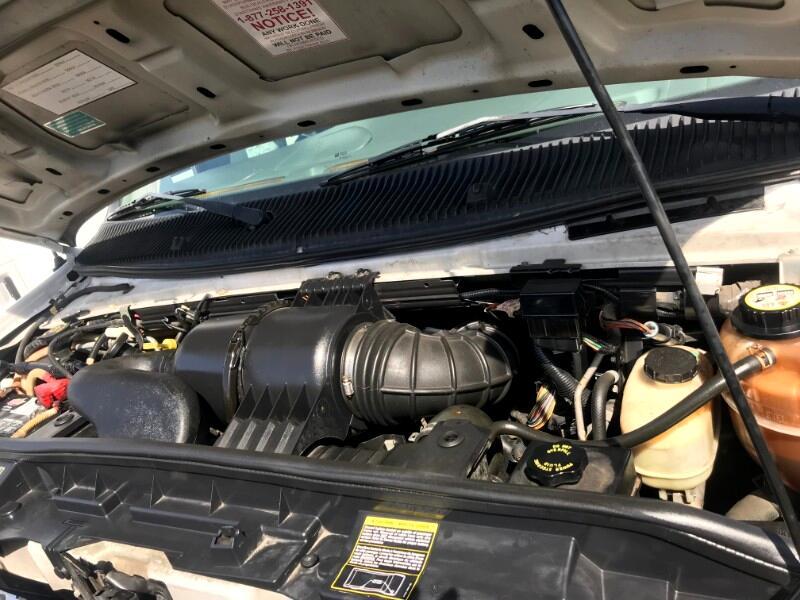 2008 Ford Econoline E450 Super Duty