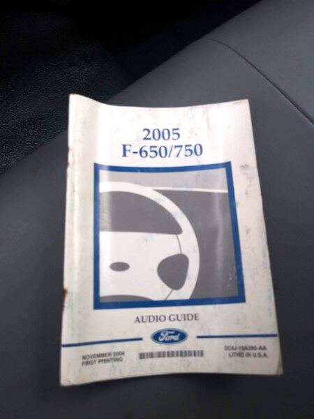 2005 Ford F-750 Regular Cab 2WD DRW
