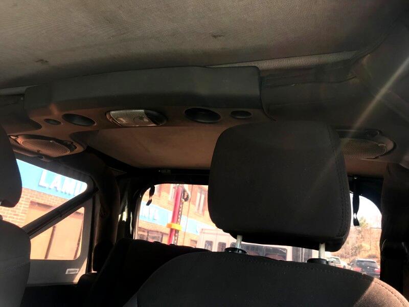 2014 Jeep Wrangler Sport 4WD