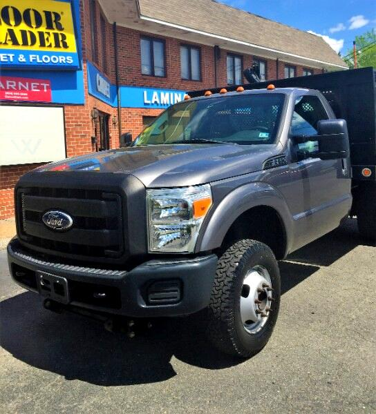 2011 Ford F-350 SD XL DRW 4WD