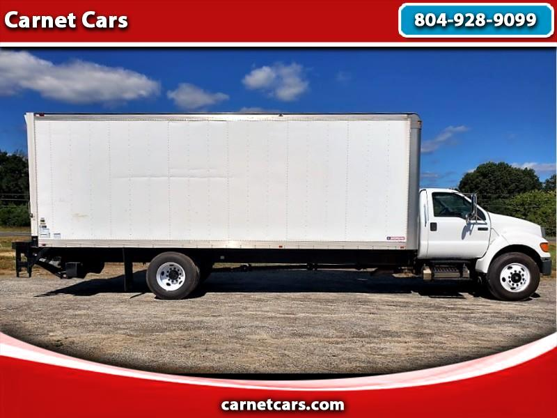 Ford F-750  2008