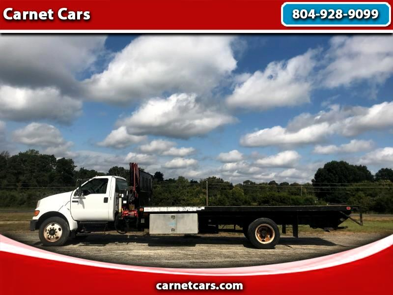 Ford F-750  2007