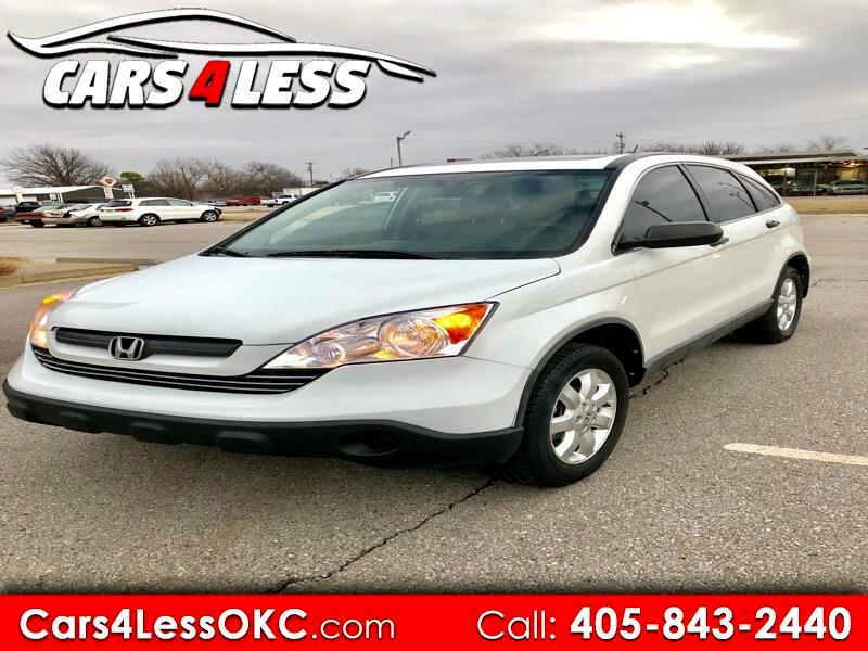 2009 Honda CR-V EX 2WD 5-Speed AT
