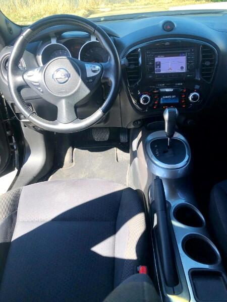 2012 Nissan Juke S FWD