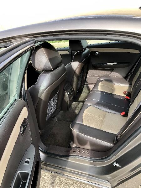 2010 Chevrolet Malibu LTZ